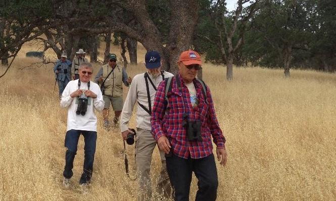 YAS members at Bobcat Ranch, photo D. Wiederhoefer