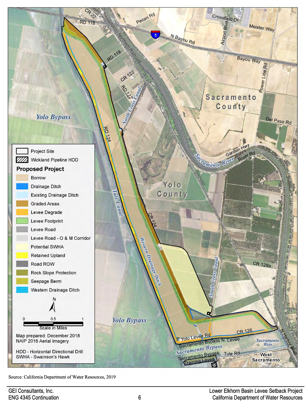 Progress on the Lower Elkhorn Basin Levee Setback